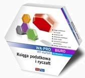 WF-Kaper - księga podatkowa i ryczałt